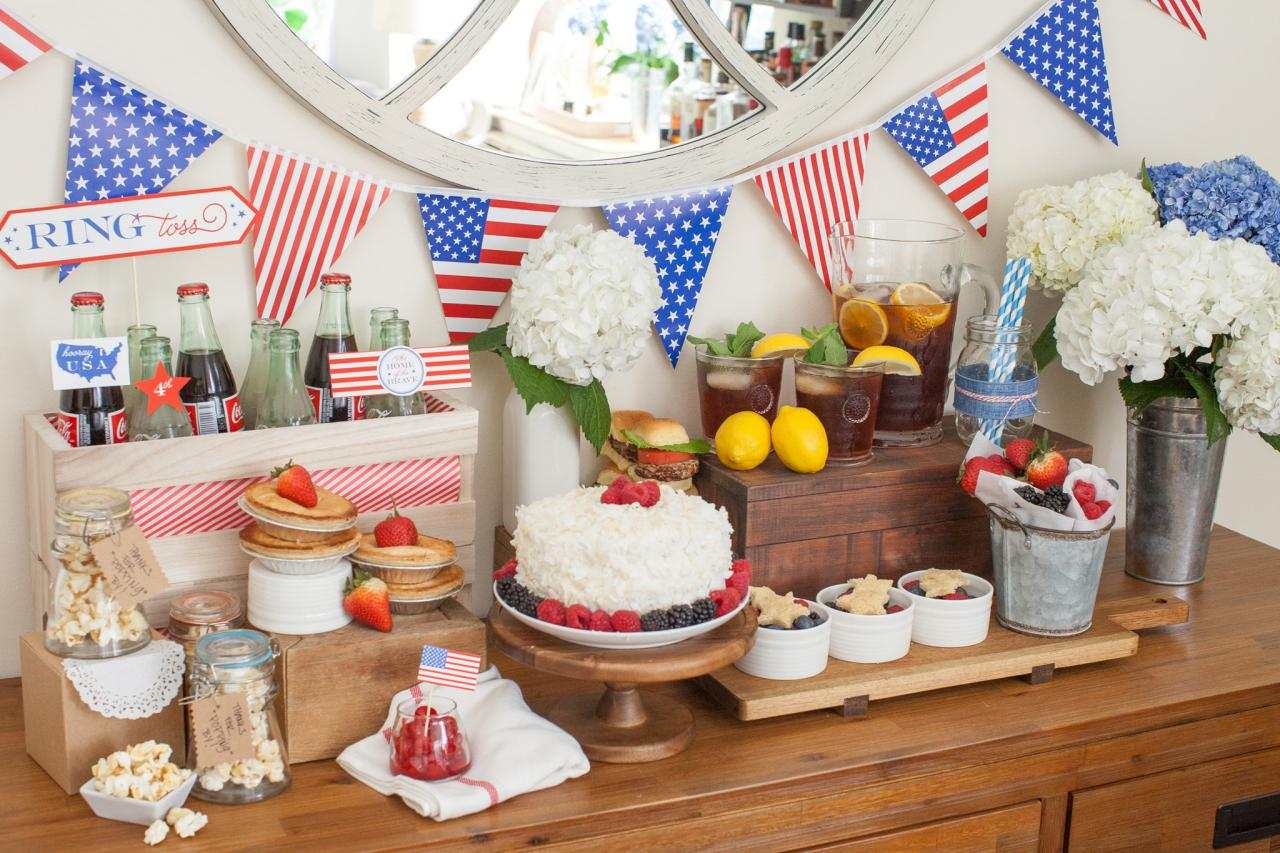 13 Easy Make Ahead Ideas for a Fourth of July Party HGTVs