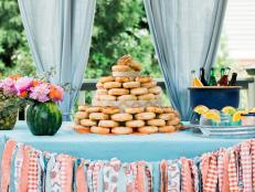 Donut Pyramid