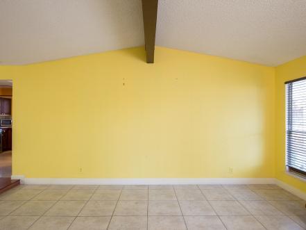 Brother vs brother tour drew scott 39 s home makeover - Living room vs family room ...