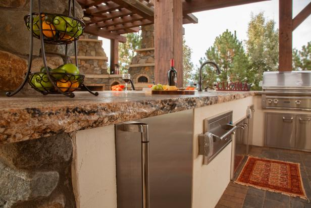 Rustic Stone Countertops : Photo page hgtv