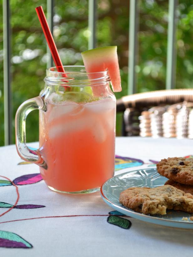 Enjoy the flavors of summer with this cool and refreshing watermelon mule, a twist on the classic Moscow mule.