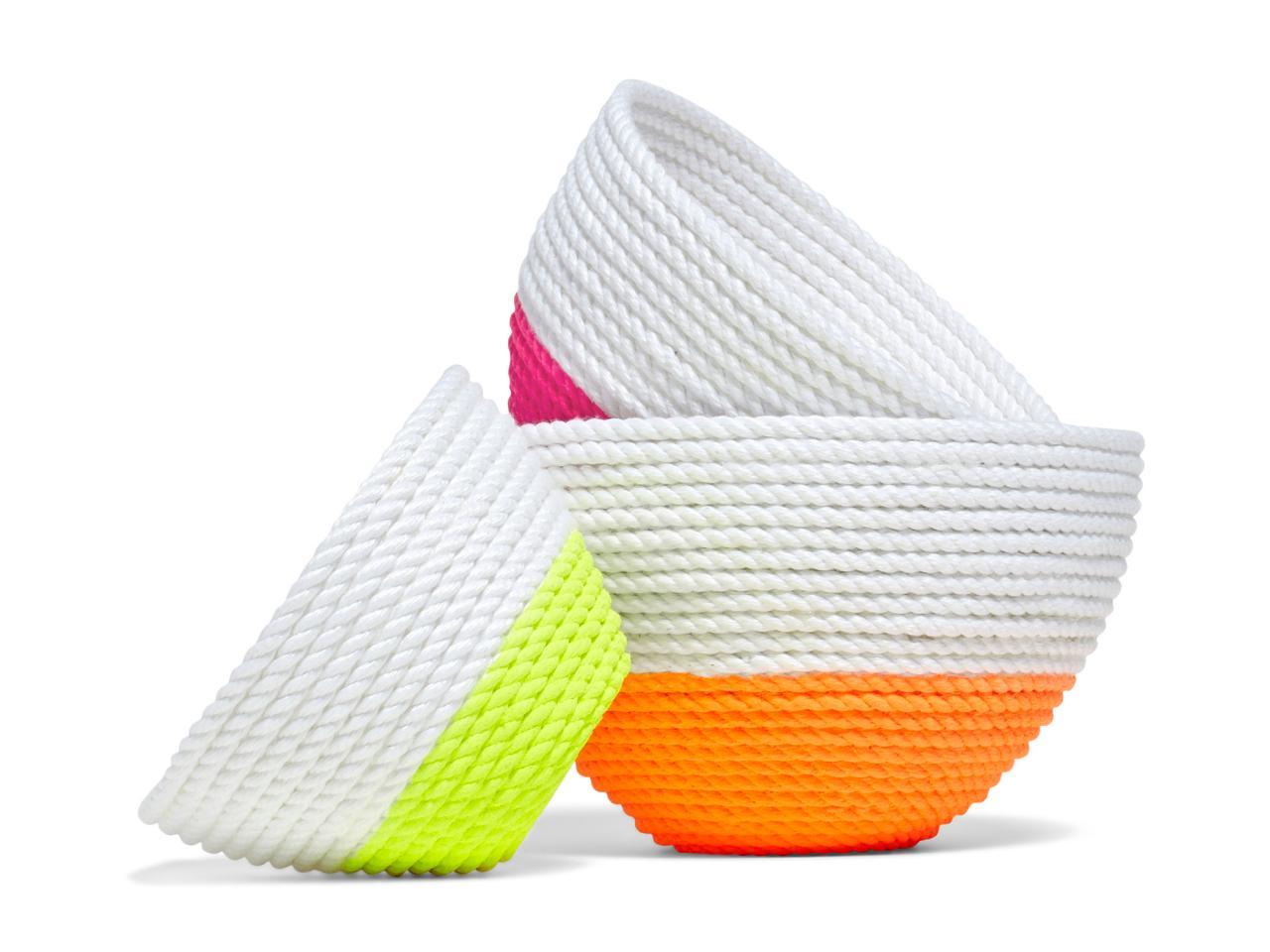How To Make Rope Bowls Hgtv