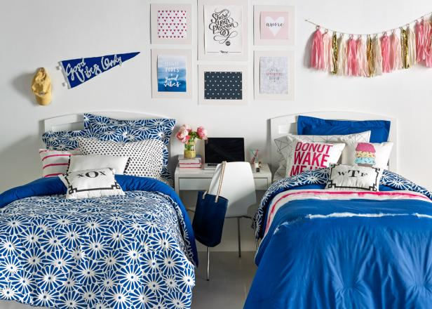 Dorm Room Decorating Ideas Amp Decor Essentials Hgtv