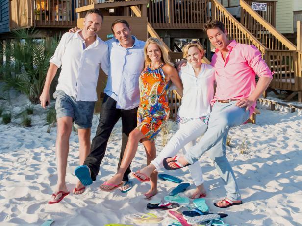 Behind the Scene of HGTV's Beach Flip