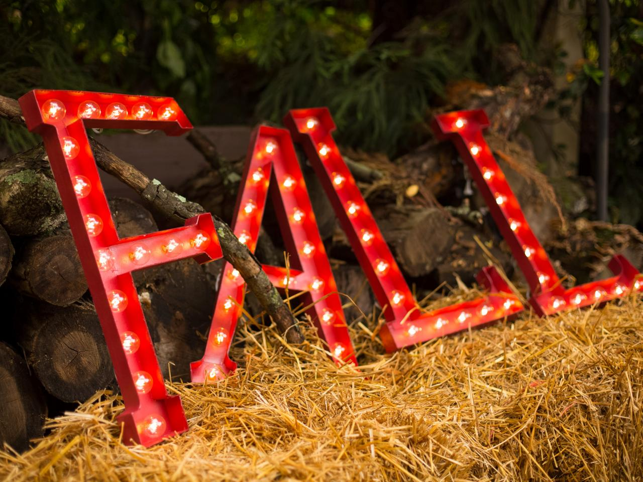 stunning marquee letters