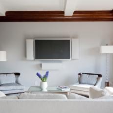 Modern Uptown Living Room