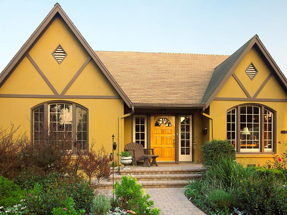 Inviting Home Exterior Color Ideas HGTV - Exterior home paint