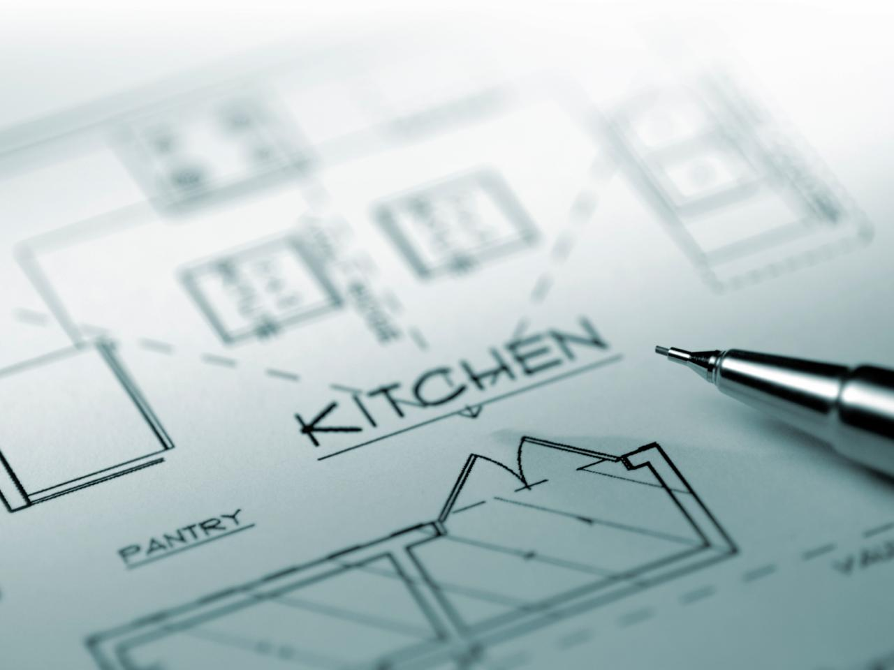 Functional Kitchen Developing A Functional Kitchen Floor Plan Hgtv