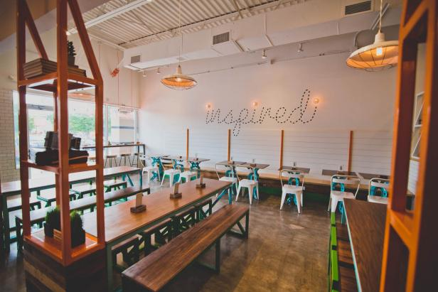 ChiLantro Restaurant in Austin, Texas