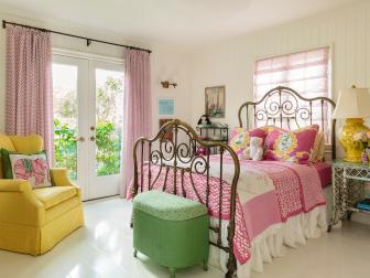 shabby chic teen bedroom photos hgtv