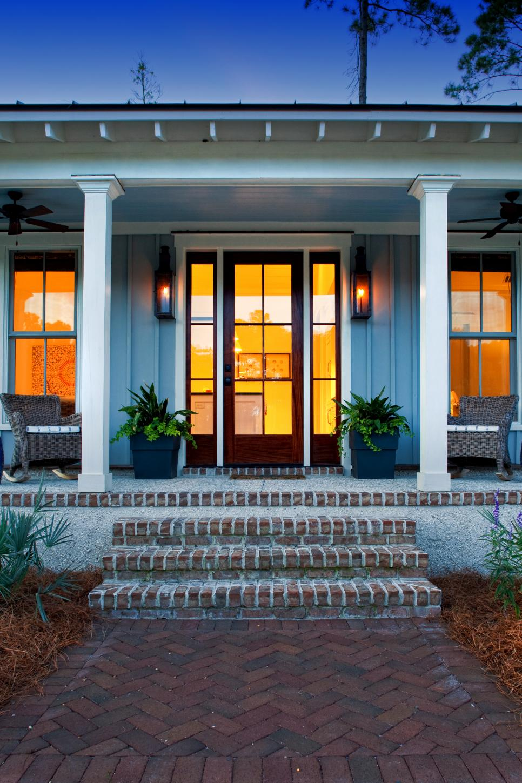 cozy farmhouse cottage maximizes use of small space 2015 fresh