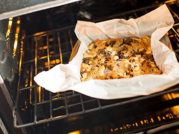 Step 9- Bake & Brown