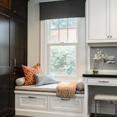 Kitchen Window Seat photos | hgtv