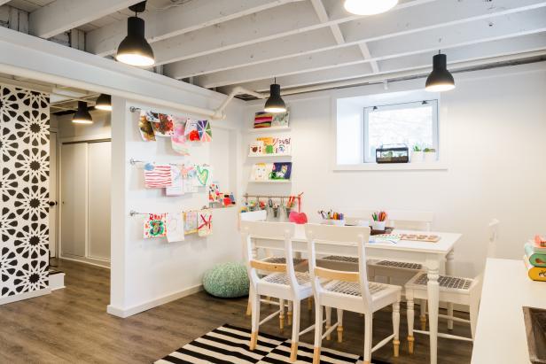 Stylish Kids Art Studio