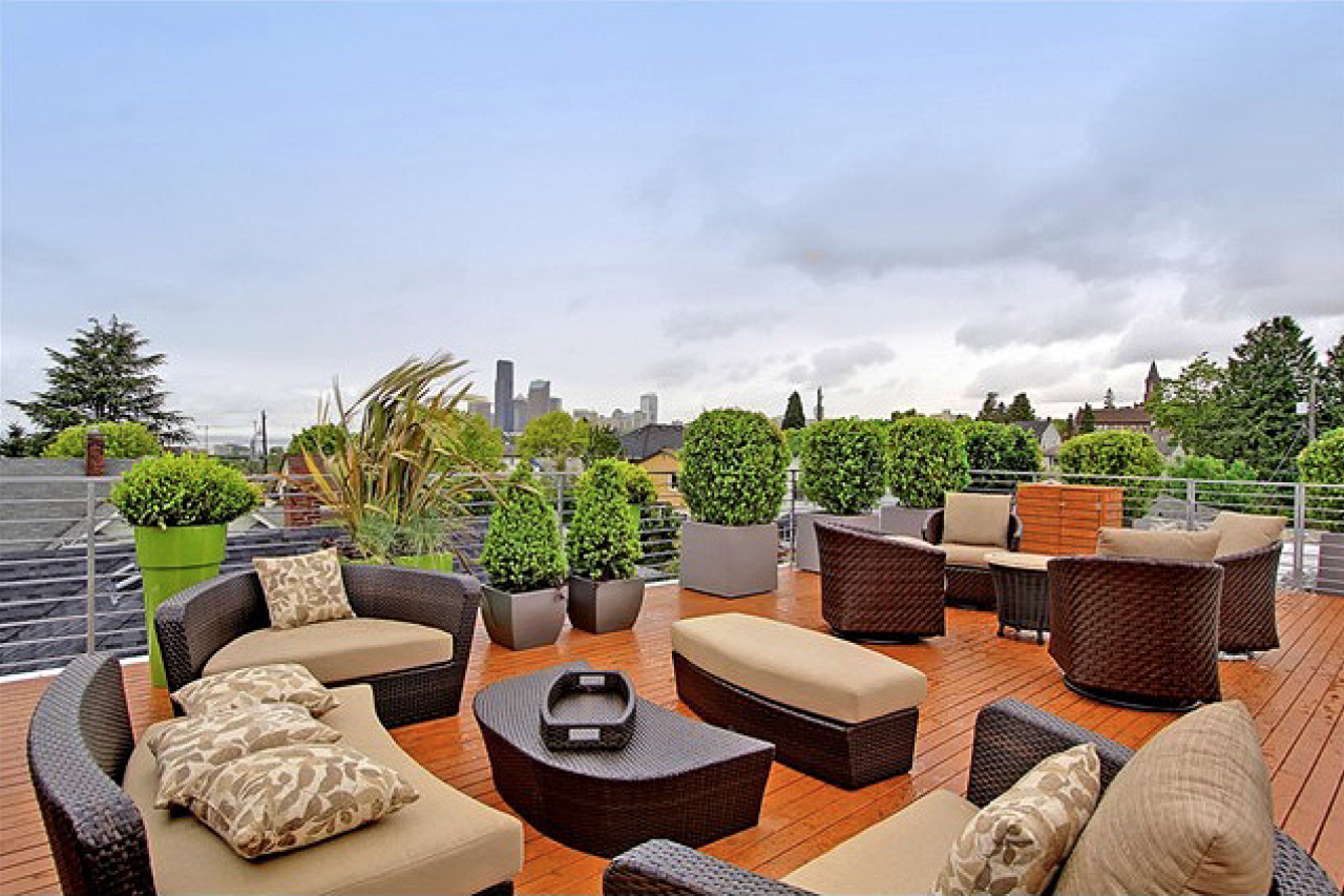 Photo page hgtv Home plans with rooftop deck