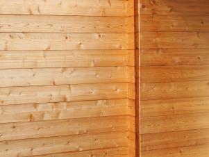 Untreated Cedar Siding