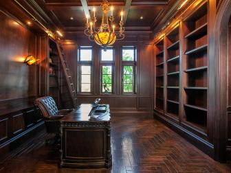 Library: Waterfront Mansion Featured in Kourtney and Kim Take Miami