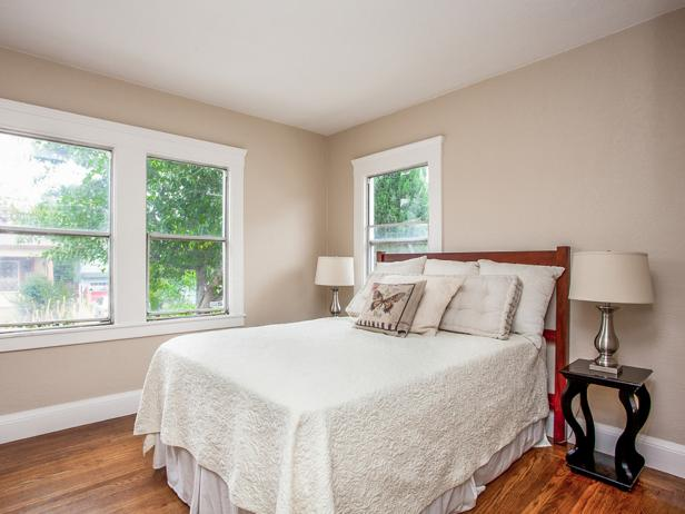 Oakland Bungalow: Bedroom #2