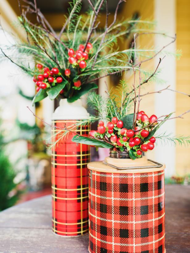 10 Easy Winter Floral Arrangements