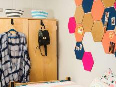 13 Budget Dorm Room Decorating Ideas Photos DIY Decor  HGTV