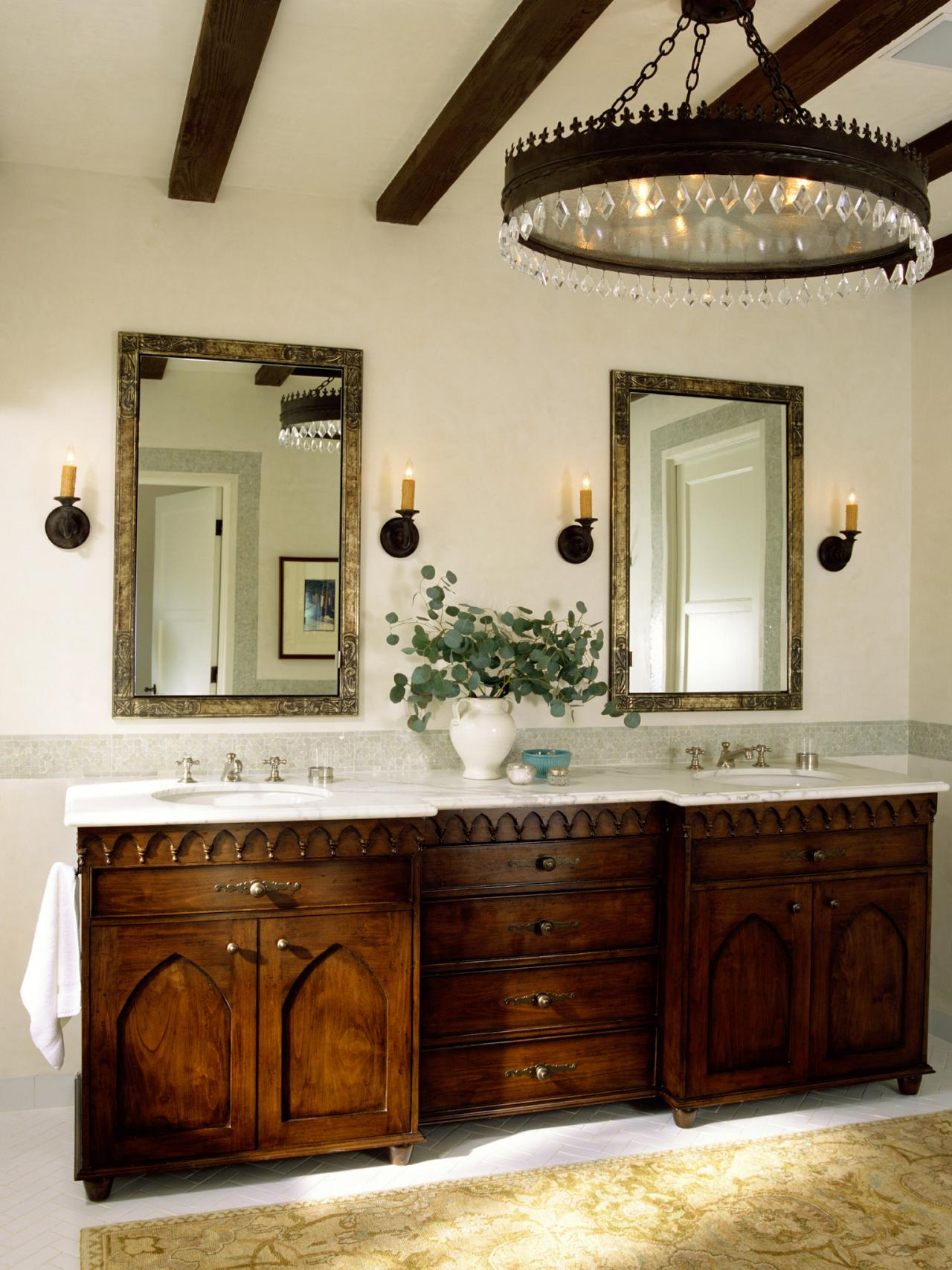 Bathroom Vanity Lighting Trends vanity lighting | hgtv