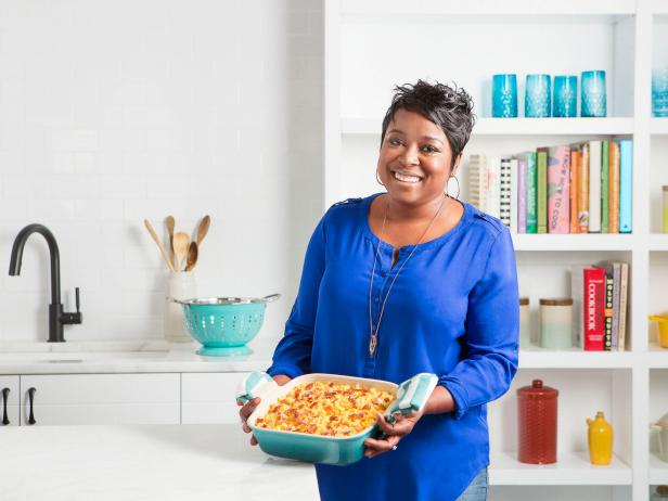 Tiffany Brooks' Bacon Mac and Cheese