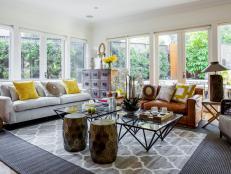 High Quality 15 Living Room Coffee Table Looks We Love 15 Photos