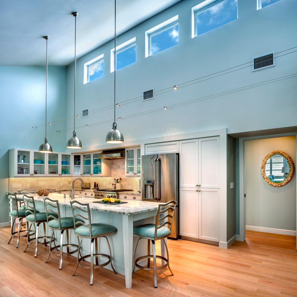 Beach House Renovation Design Decisions For The Kitchen: Rooms And Spaces Design Ideas : Photos Of