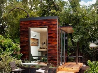 Small Backyard Office Studio