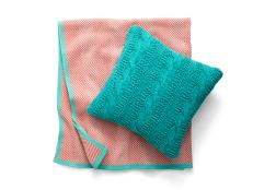 Pillow and Throw Pair