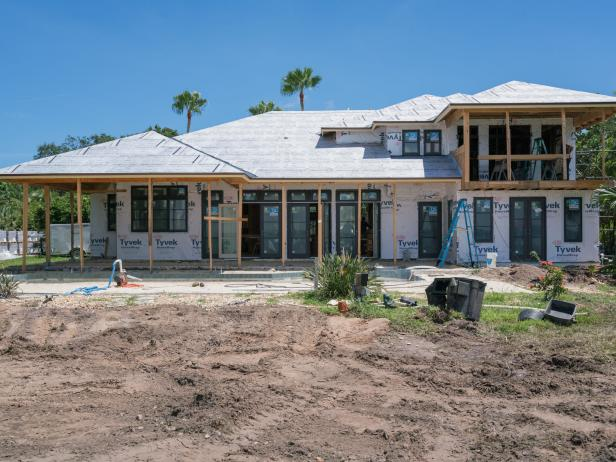 Hgtv dream home 2016 under construction hgtv dream home for Dream home construction
