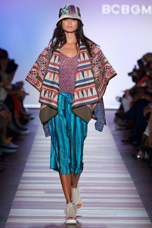 BCBGMAXAZRIA Spring/Summer 2016 for New York Fashion Week