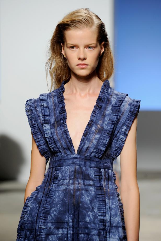 Kerastase Spring 2016 for New York Fashion Week