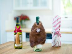 10 Ways to Dress up a Wine Bottle Gift