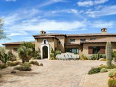Arizona Home Features Southwestern Style