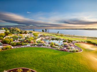 A Native Landscape With a Stunning Vista