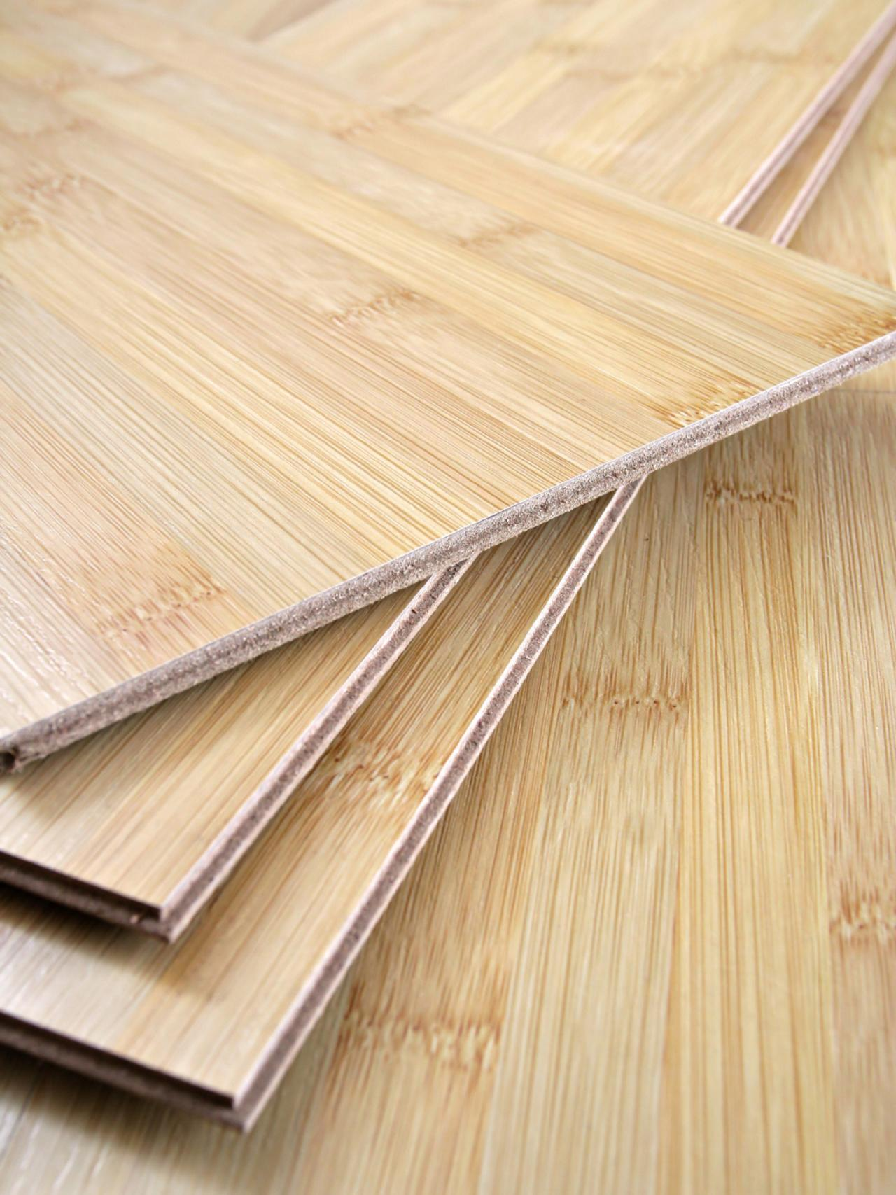 Bamboo Floor Installation