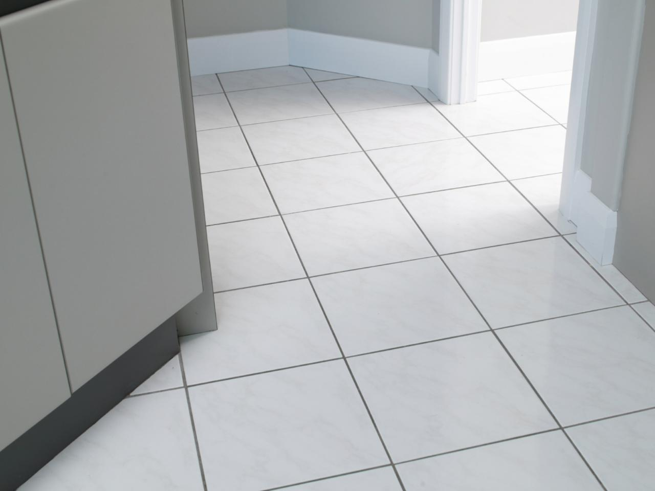 How to clean grout on bathroom floor tiles - Related To Ceramic Tile Cleaning