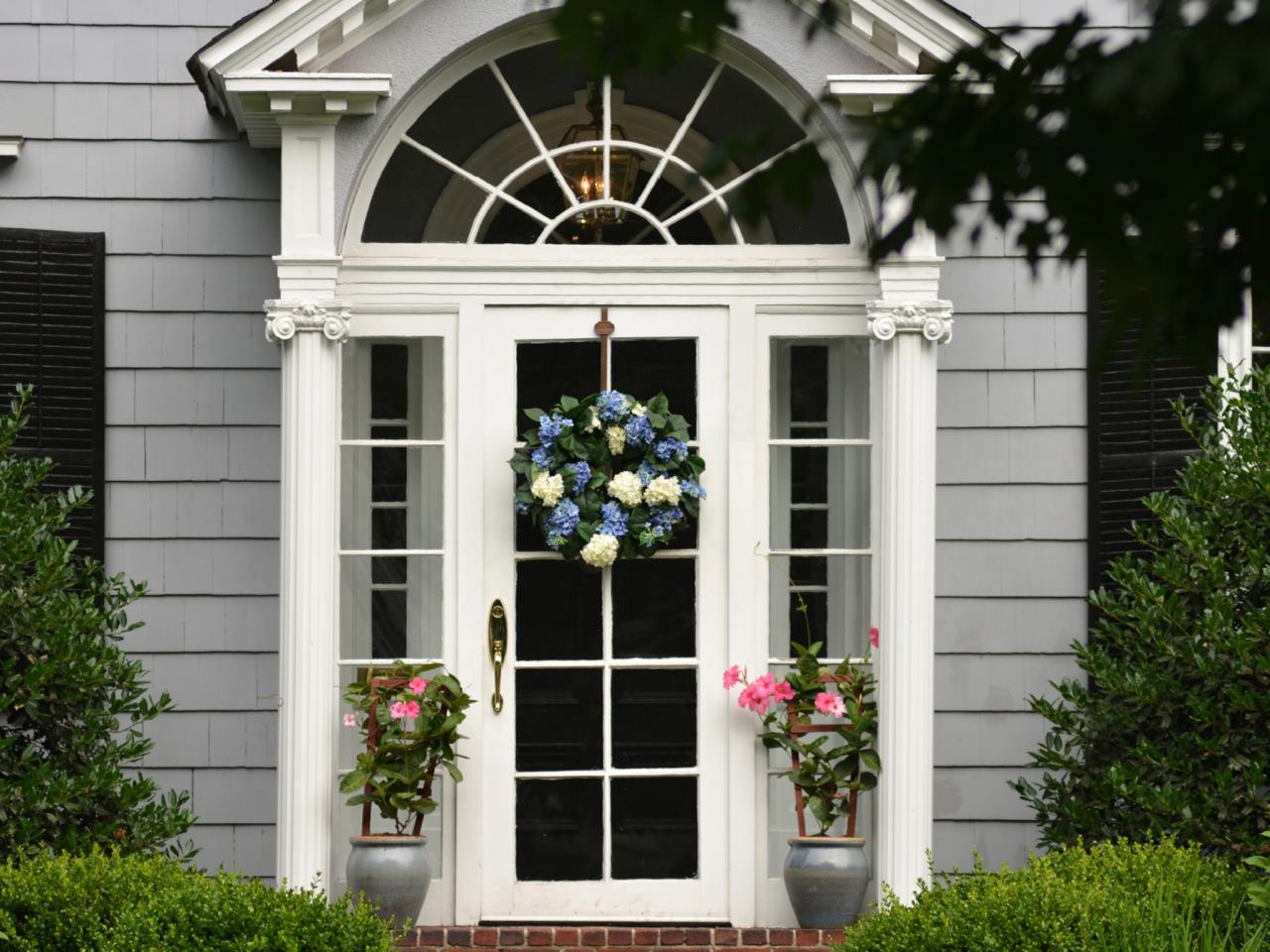 Thinking about a glass front door read this first diy for Entrance door with window