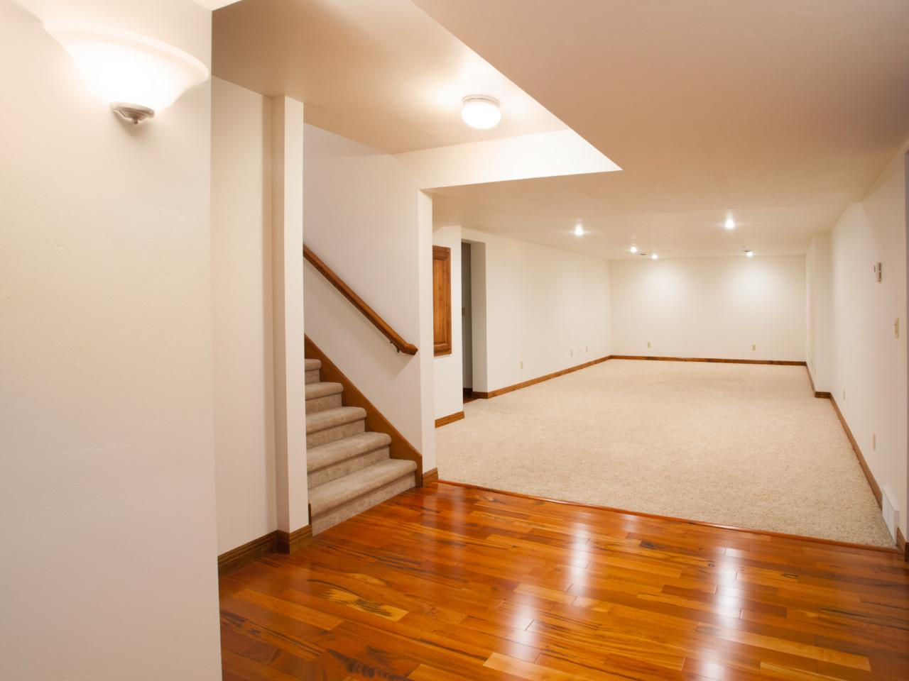 Best flooring options for finished basement