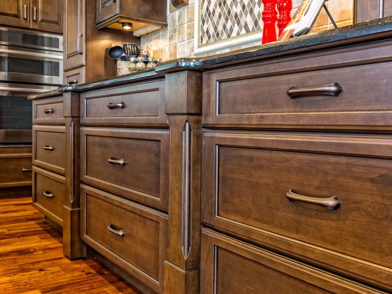 How to clean wood cabinets diy - How to remove grease stains from kitchen cabinets ...