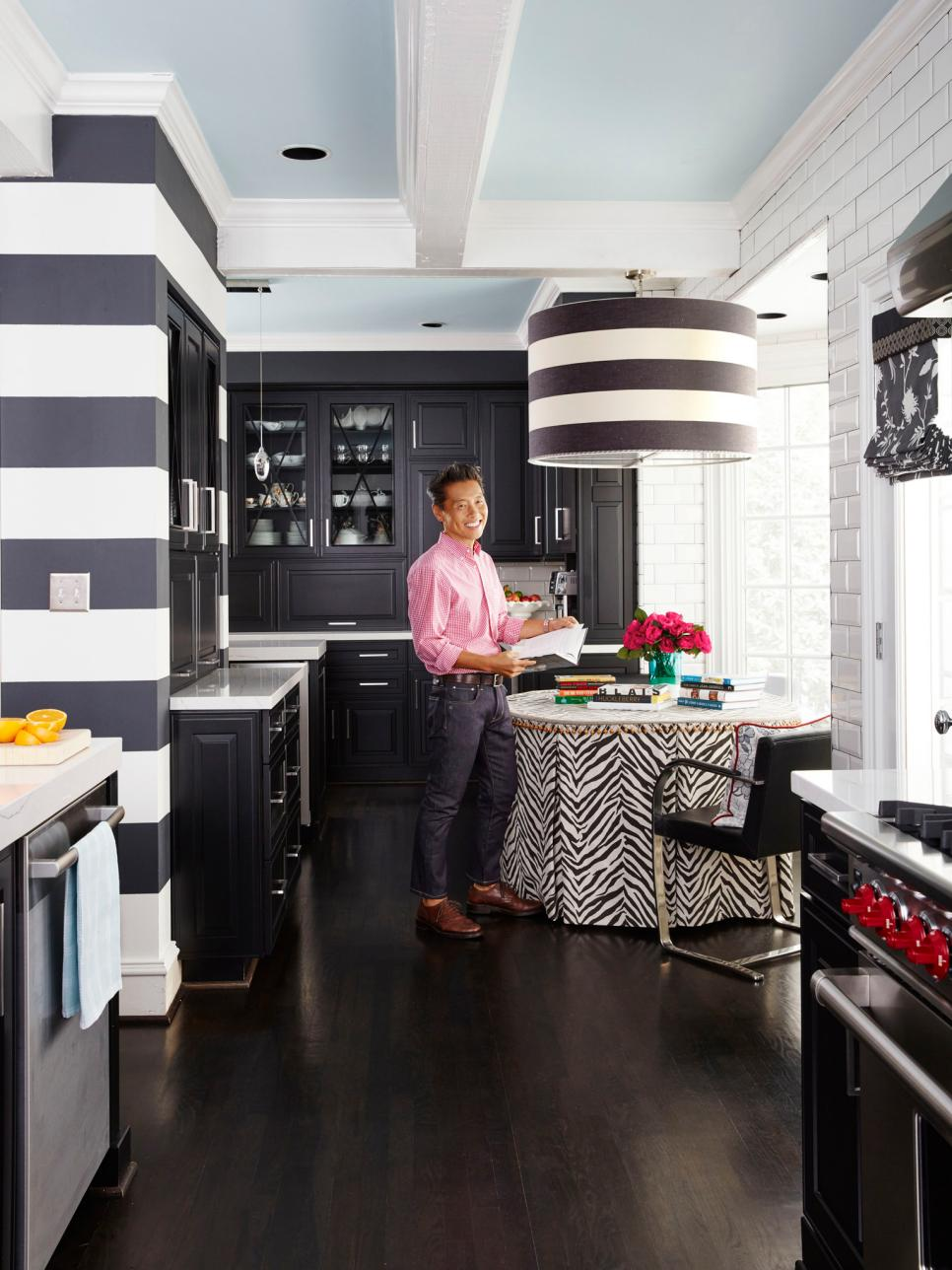Tour Vern Yips Remodeled Kitchen in Atlanta HGTV