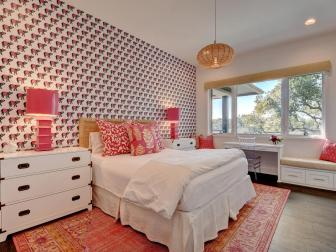 Girl's Bedroom Brimming with Whimsy