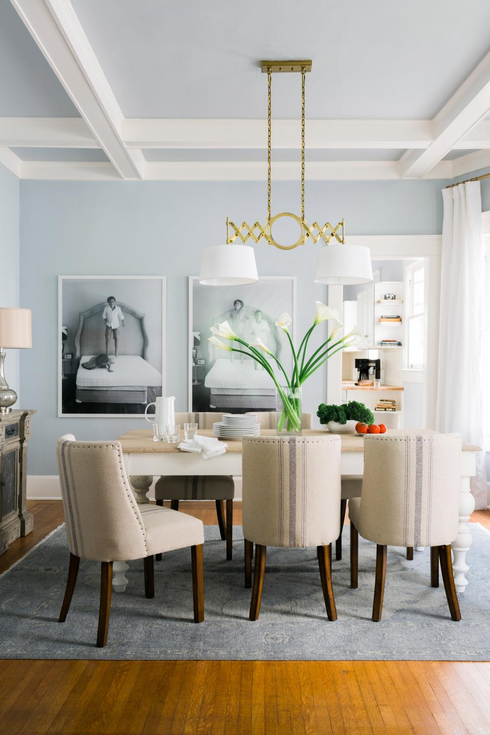 A cool and casual dining spot for the whole family hgtv for Dining room 101 heswall