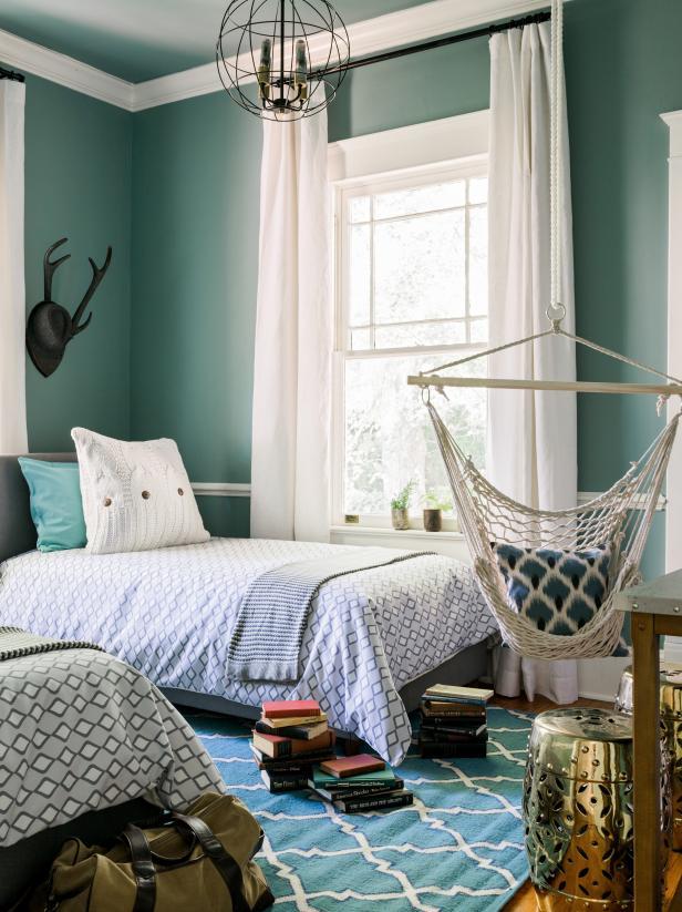 Teenagers Room Design: Teen Boy Bedroom Decorating Ideas