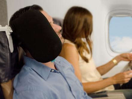 Airplane Headrest