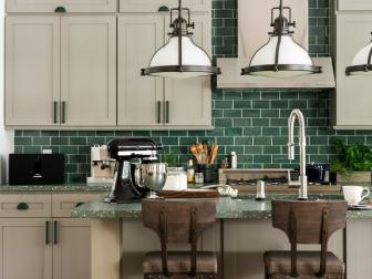 Kitchen Backsplash Designs Adorable Kitchen Backsplash Ideas Designs And Pictures  Hgtv Design Ideas
