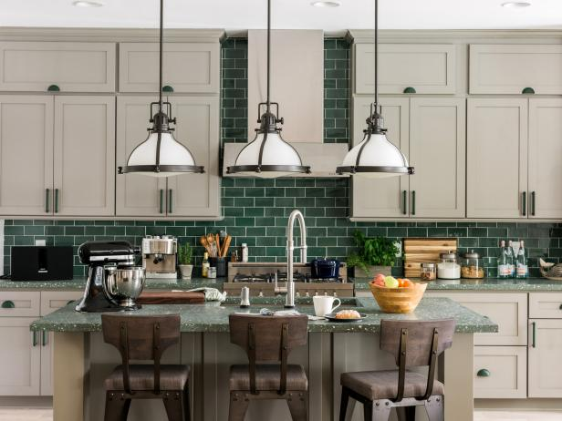 Subway Tile Backsplashes Pictures Ideas Amp Tips From Hgtv