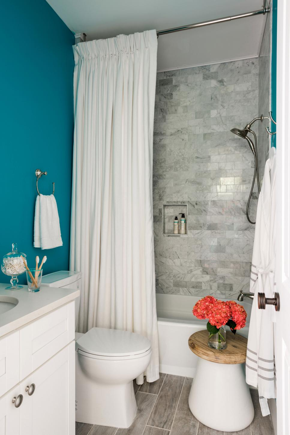 hgtv dream home 2017: terrace suite bathroom pictures | hgtv dream
