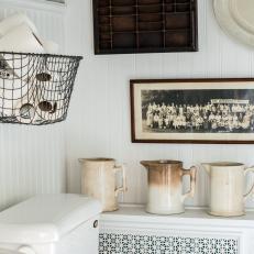 Locker Basket Wall Storage